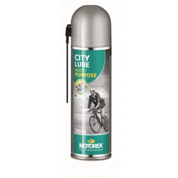 MOTOREX CITY Lube sprej, 300 ml