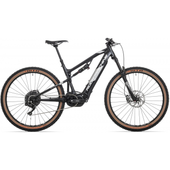 ROCK MACHINE Blizzard INT2 e70-29 Di2 mat black/silver/black