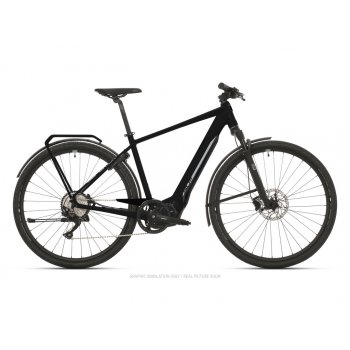 SUPERIOR eXR 6050 Touring Matte Black/Chrome Silver 2021