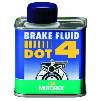 MOTOREX Brake Fluid Dot 4, 250 ml