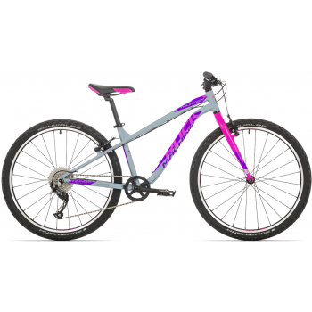 ROCK MACHINE Thunder 26 gloss grey/pink/violet